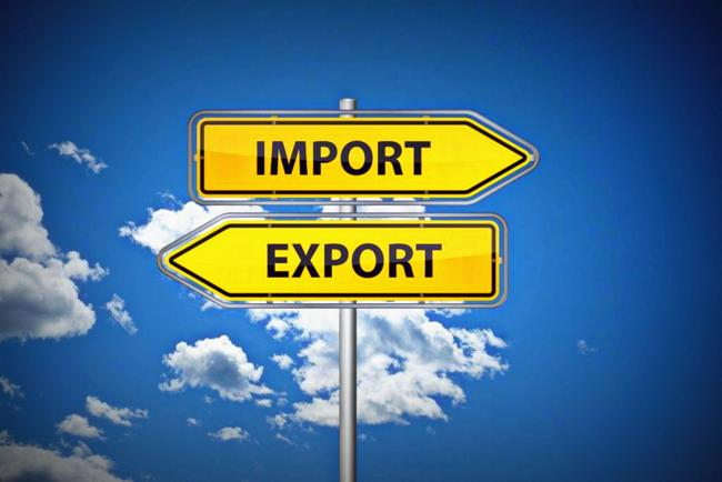 С начала года Украина экспортировала товаров на 9,423 млрд долларов