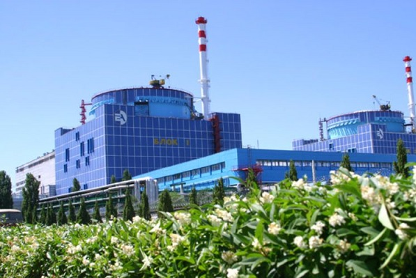 ХАЭС отключила блок № 2 от энергосети