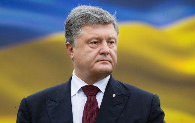 Президент Порошенко видит связь между убийством Вороненкова и пожаром в Балаклее