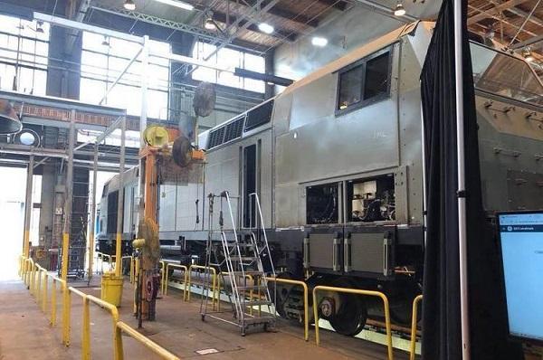 Эксперты General Electric рекомендовали Мелитопольское депо для сервисного обслуживания локомотивов