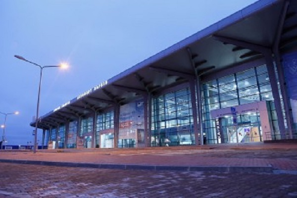 Аэропорт Харьков нарастил пассажиропоток на 24%