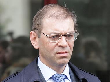 Пашинский собирается передать Минобороны арестованные нефтепродукты Курченко