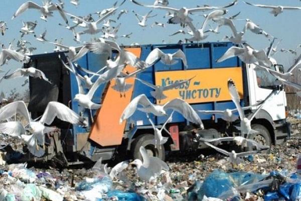 Киев проведет реконструкцию очистных сооружений полигона №5