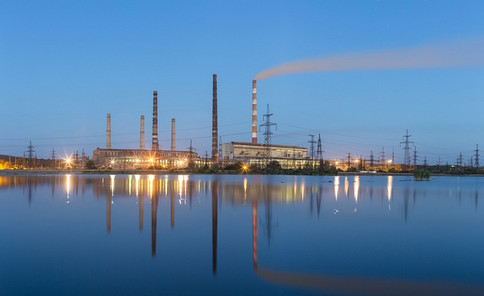 «Донбассэнерго» планирует использовать новый вид топлива