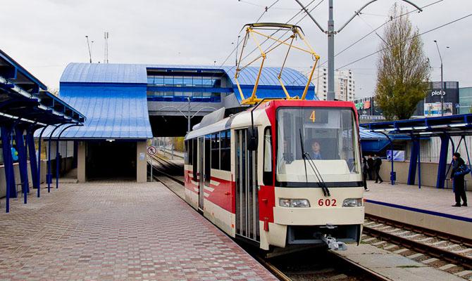 В столице запустят новую трамвайную линию