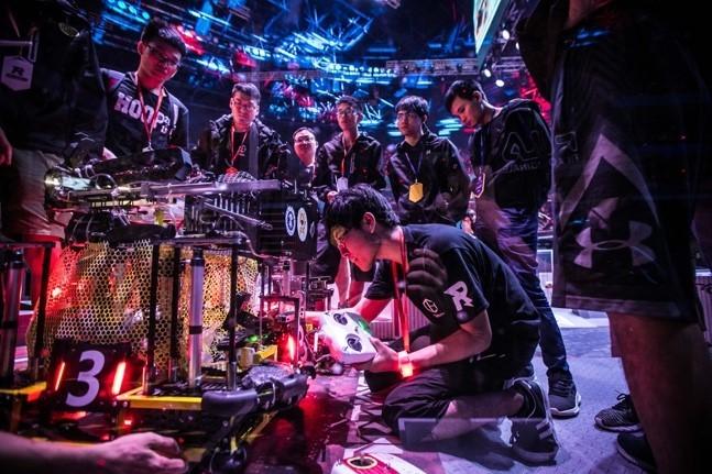 Компания DJI объявила о наборе участников в турнир RoboMaster