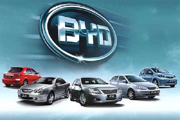 Корпорация BYD заинтересовалась Украиной