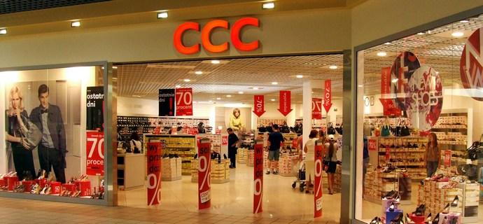 В Украине откроются до 50 магазинов «CCC»