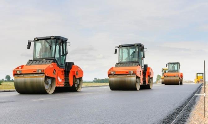 Азербайджанские инвесторы на Львовщине запустили новый асфальтный завод