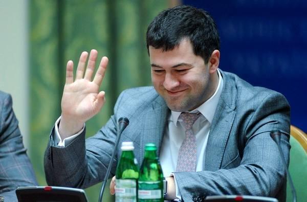 Роману Насирову вручили обвинительный акт