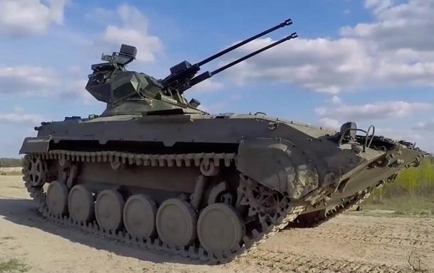 «Укроборонпром» успешно испытал новый боевой модуль