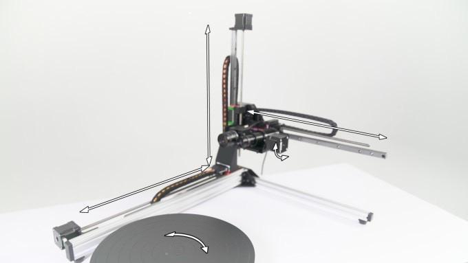 Украинцы вывели на Kickstarter высокоточный настольный 3D-сканер