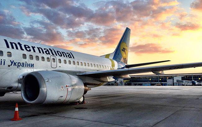 За минувший год авиакомпании в Украине совершили свыше 300 тысяч рейсов