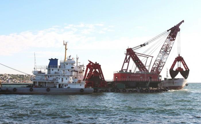 CHEC завершила дноуглубление в порту «Черноморск»