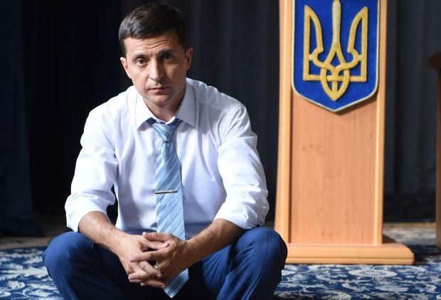 Президент Владимир Зеленский сформировал новый кадровый состав