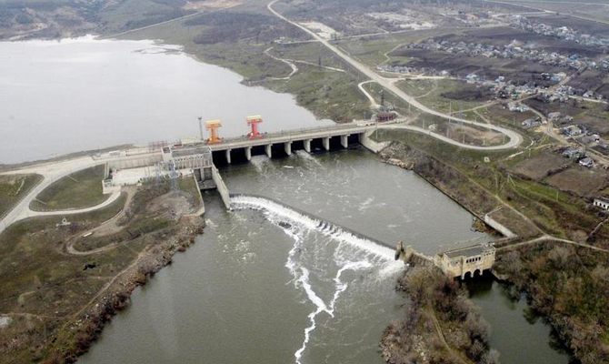 ЕМЗА купила Первомайскую ГЭС за 108 млн грн