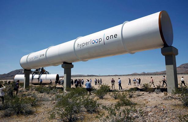 Украина отказывается от проекта Hyperloop