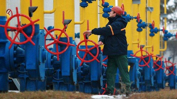 Украина на зиму накопит свыше 20 млрд кубов газа
