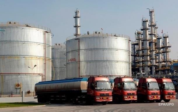 Украина сократила транзит нефти