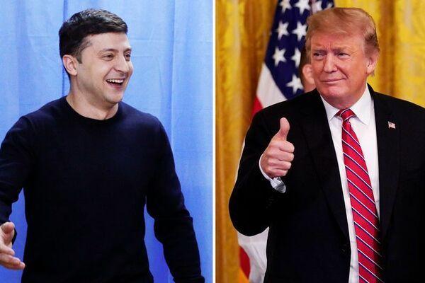 Дату встречи Трампа и Зеленского еще не согласовали
