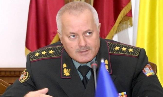 Экс-начальника Генштаба задержали по подозрению в госизмене