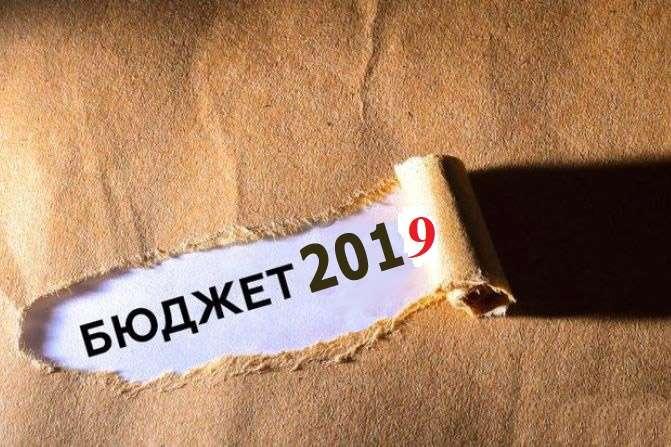 Рада приняла бюджет на 2019 г.