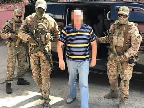 Экс-сотрудник МВД Украины сотрудничал с российской спецслужбой