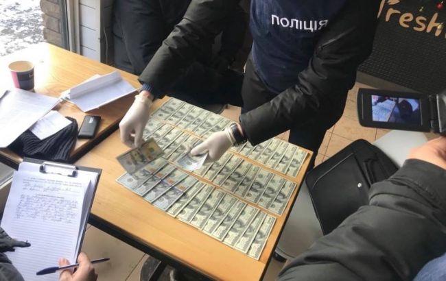 В Киеве сотрудник Минрегиона попался на взятке