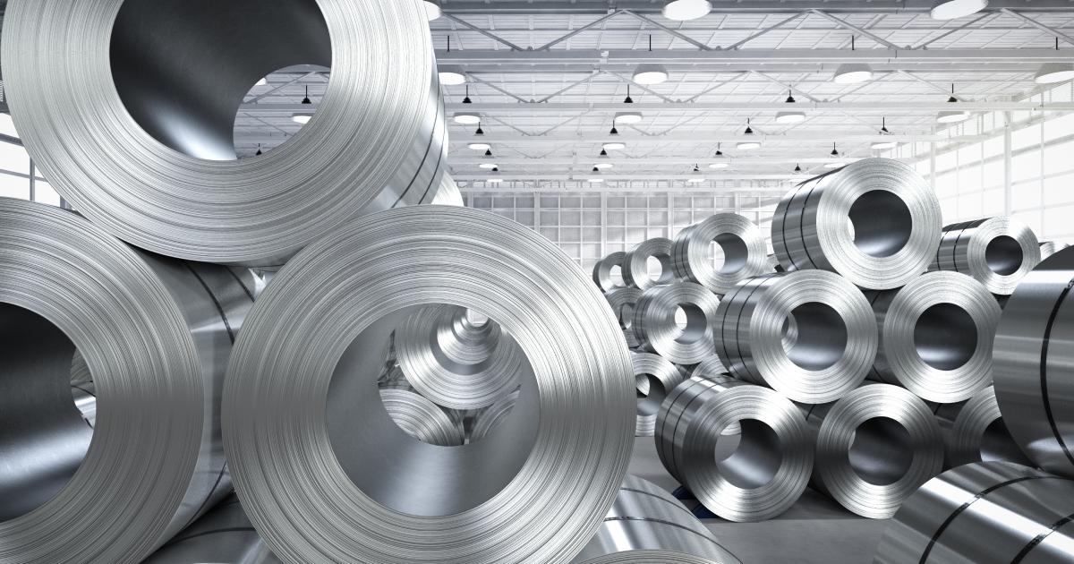 Украинские металлурги нарастили выпуск стали, чугуна и проката
