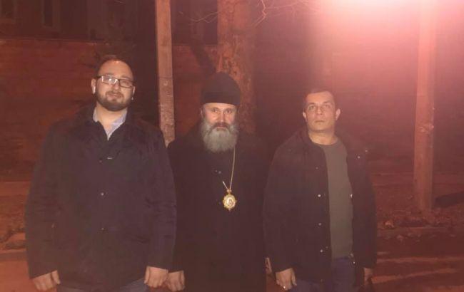 В оккупированном Крыму отпустили архиепископа ПЦУ Климента