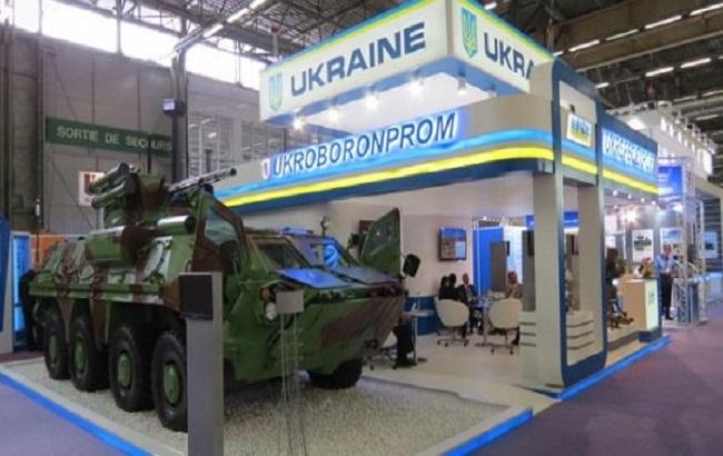 Укроборонпром попал в топ-100 оружейников мира