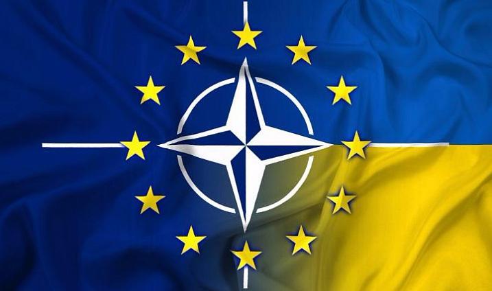 ВР приняла изменения в Конституцию по курсу в ЕС и НАТО