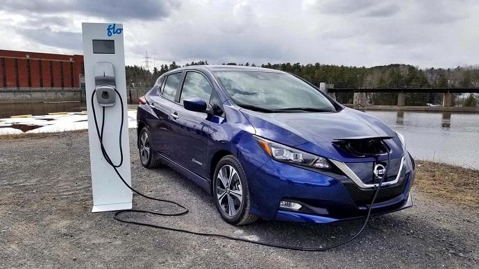 В январе спрос на электромобили вырос в 2 раза