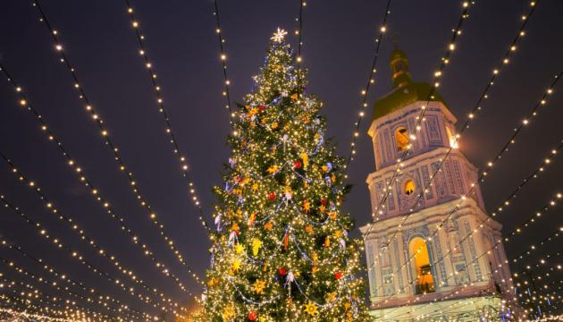 Столичная елка признана самой красивой в Европе