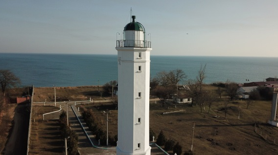 Украинские маяки станут объектами туризма