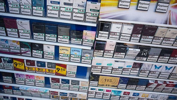МВД будет активнее бороться с нелегальным оборотом сигарет