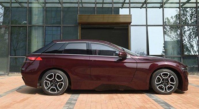 Китайцы представили электроавто с запасом хода в 1000 км