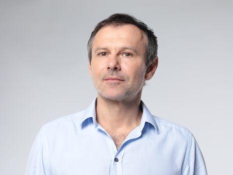 Вакарчук объявил о создании партии для участия в парламентских выборах