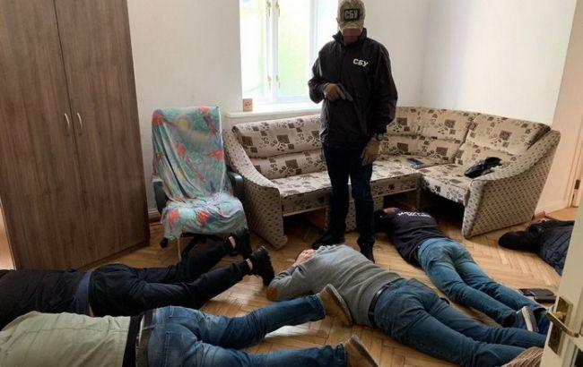 СБУ разоблачила в Киеве конвертцентр с оборотом свыше 1 млрд грн в год
