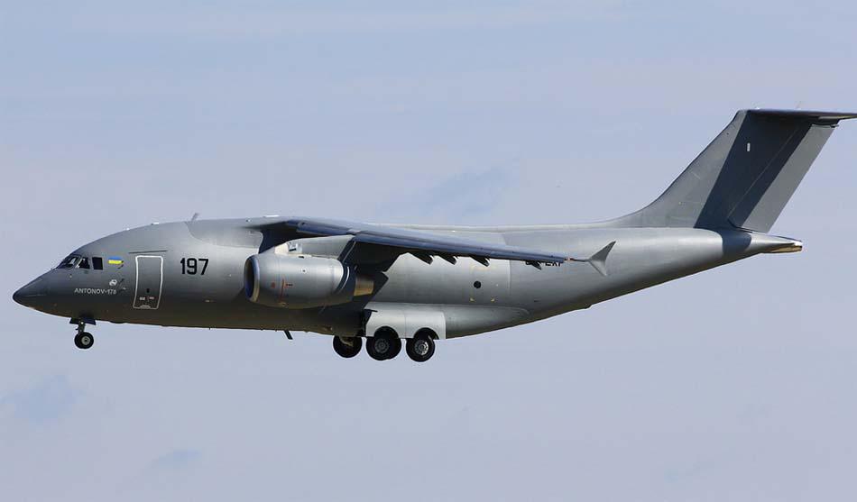 Украина поставит Ан-178 в Перу