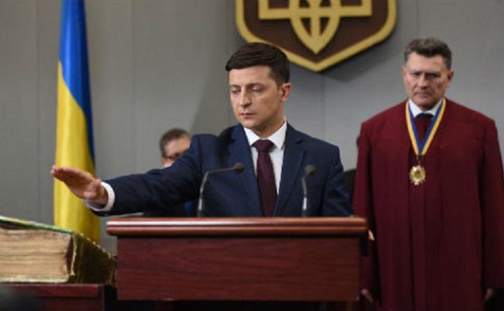 Верховная Рада назначила дату инаугурации Зеленского
