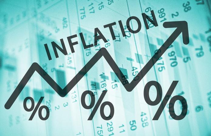 В 2018 году инфляция составила 9,8%