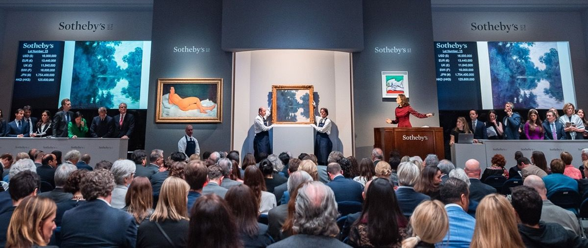 Дом Sotheby's продан за $3,7 млрд