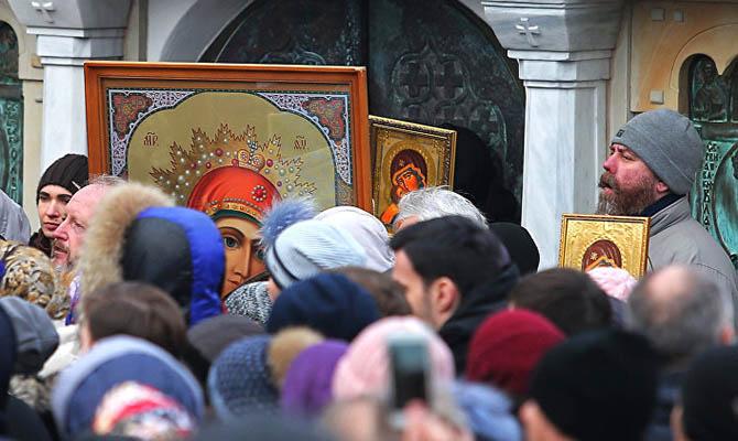Рада приняла закон, предусматривающий переименование УПЦ МП в Русскую православную церковь
