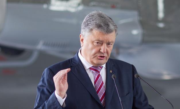 Президент Порошенко призвал НАТО разместить свои корабли в Азовском море