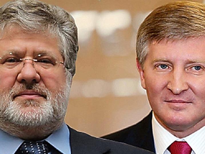 Ахметов и Коломойский возглавили список богатейших людей Украины