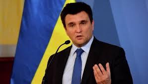 Павел Климкин заявил об отставке