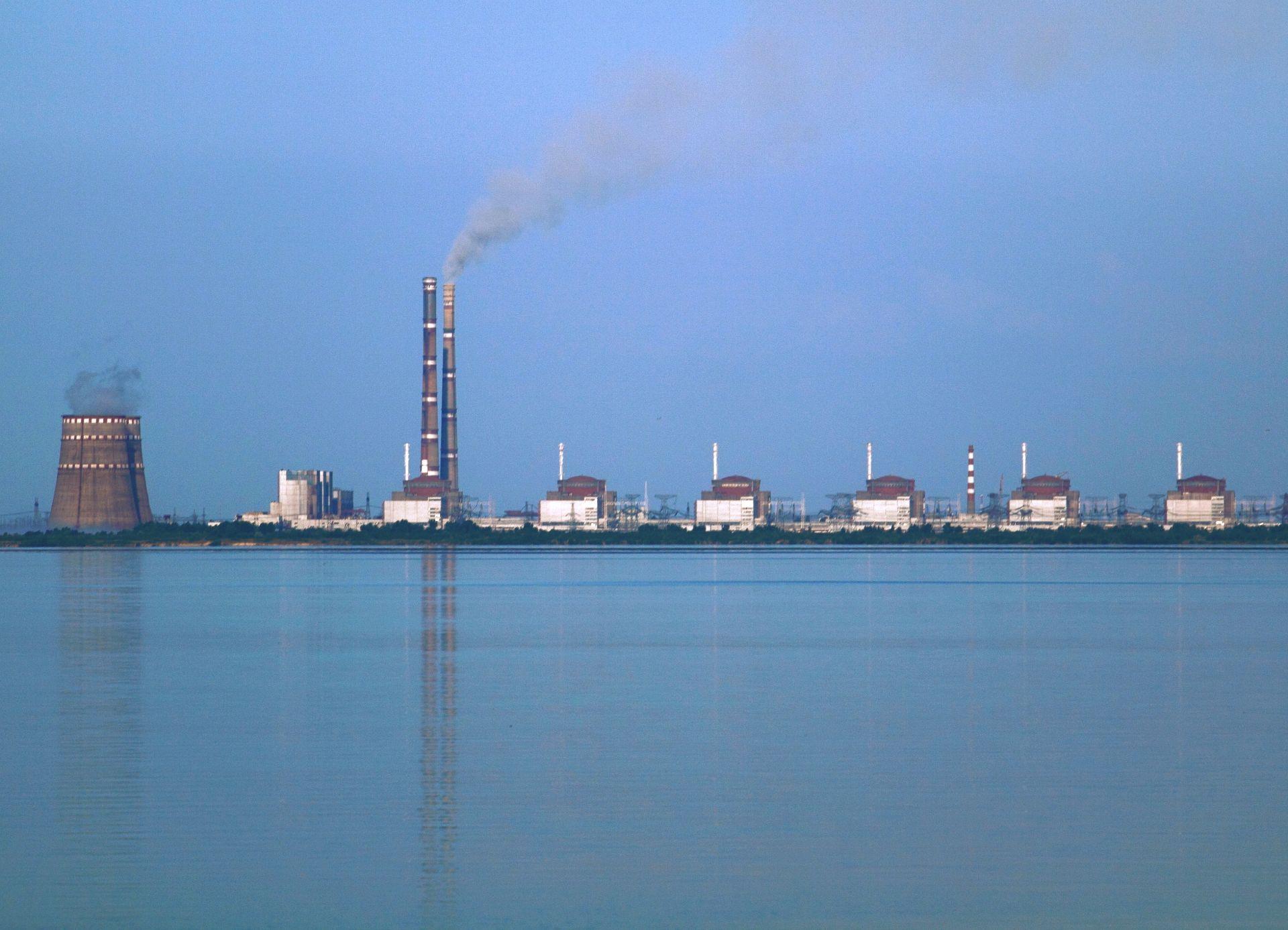 После ремонта 1-й энергоблок на ЗАЭС подключен к сети