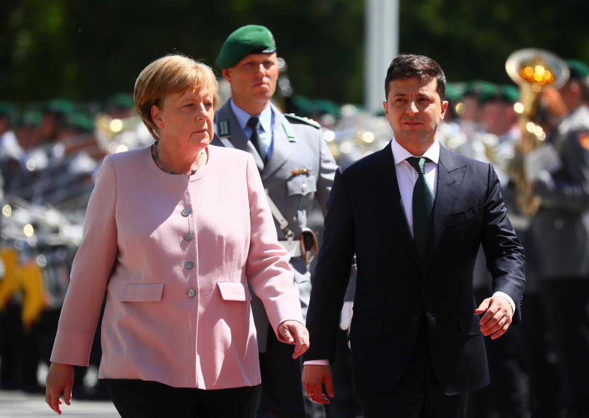 Меркель назвала дату встречи в Нормадском формате