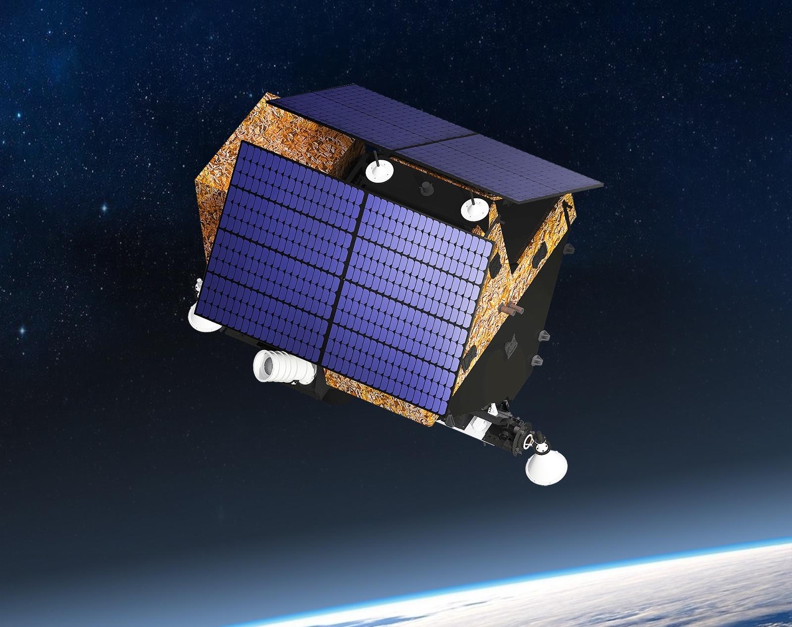 Украинские конструкторы разрабатывают космический самолет